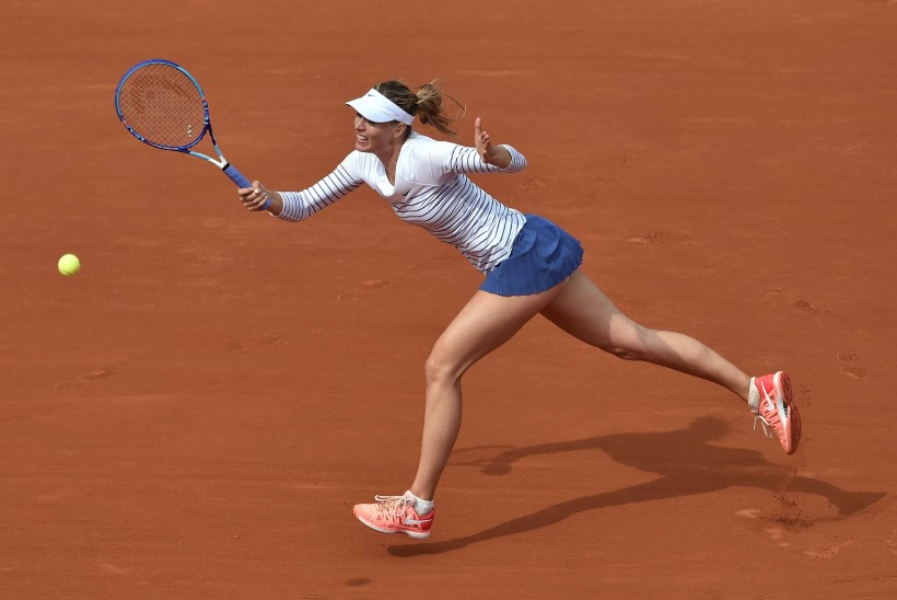 GALERII | Maria Šarapova edutee French Openil jätkus