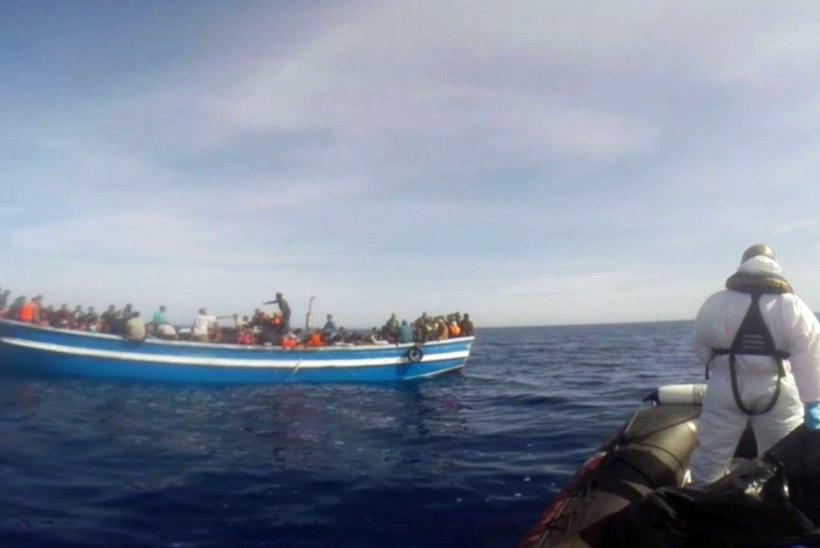 Merelt toodi ära tuhandeid pagulasi