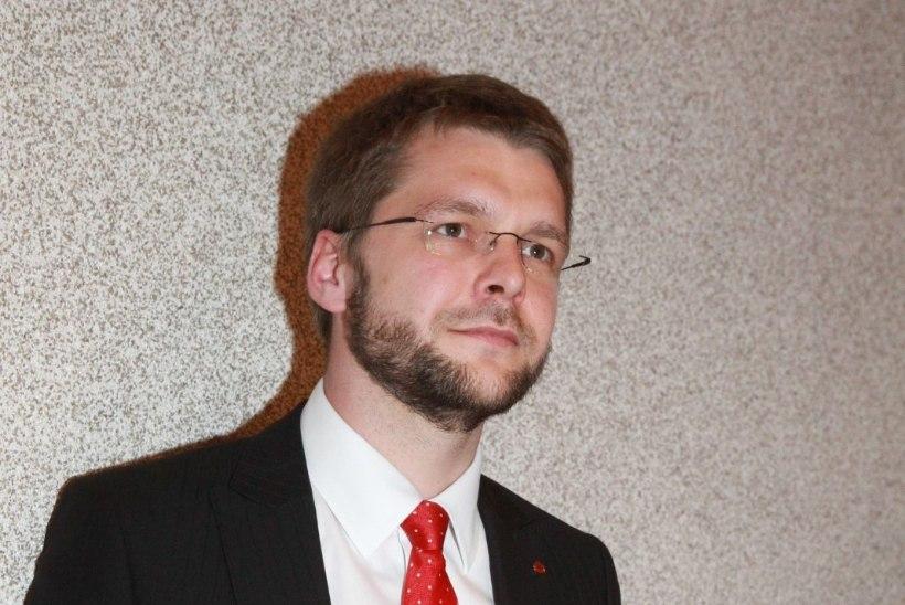 SDE uus juht Ossinovski: koalitsioonileppe ülevaatamine pole tähtsaim prioriteet