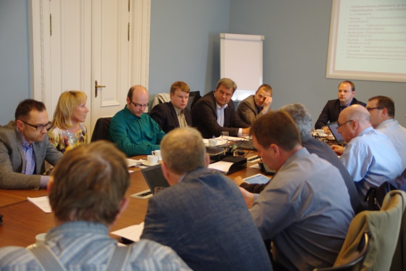 Ekspertkomisjon toetab valitsuse soovi viia läbi haldusreform