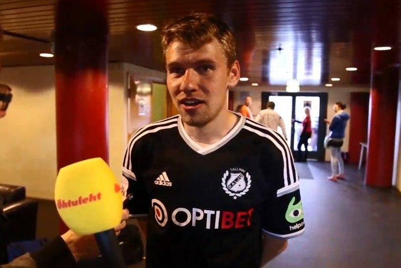 ÕHTULEHE VIDEO | Artjom Dmitrijev: Kalju tahab võitmist jätkata ja võita ka meistritiitli!