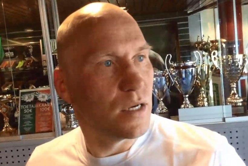 ÕHTULEHE VIDEO   Liivo Leetma: plaan oli initsiatiiv Kaljule ära anda