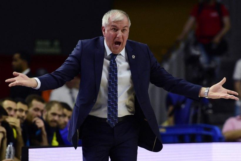 Euroliigas Final Fouri jõudnud klubi tabab majanduslik krahh