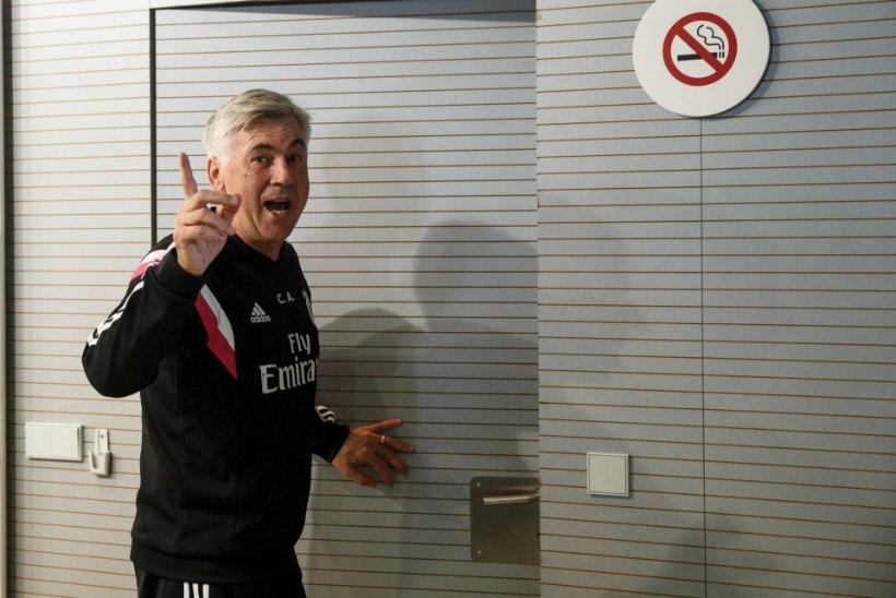 Madridi Reali asepresident avalikustas kogemata klubi uue peatreeneri nime
