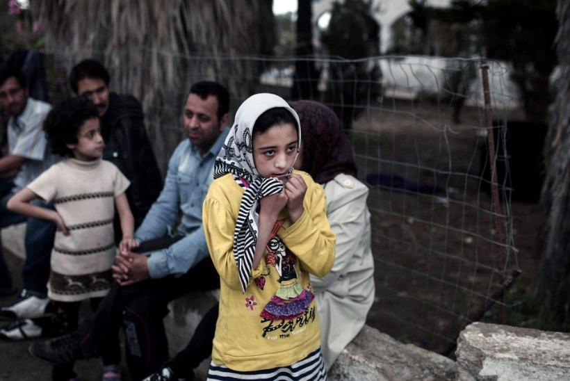 Üle 5000 pagulase eelmise nädalalõpuga