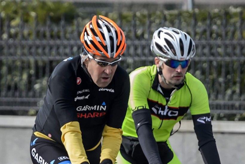 Kerry õnnetu jalgrattasõit