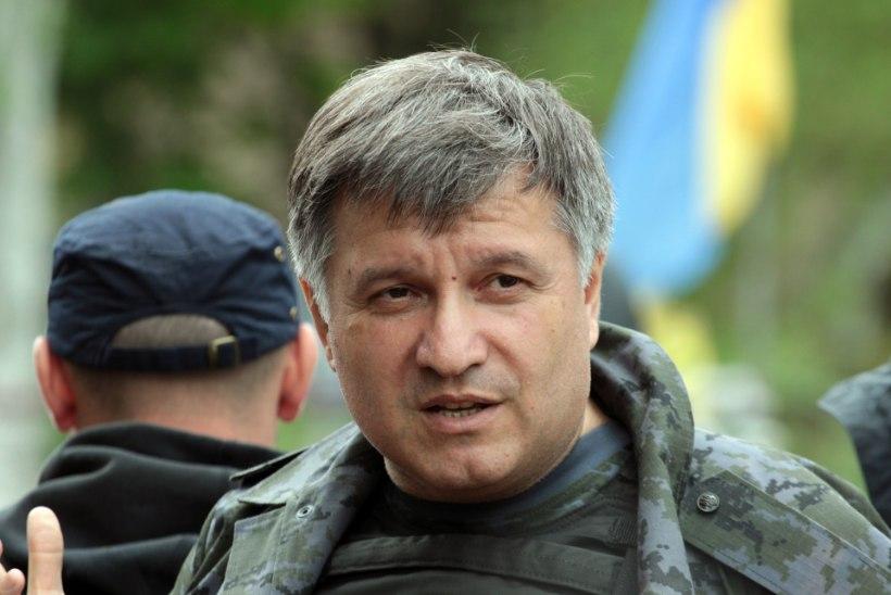 Kiievis tabati miilitsate tapjad