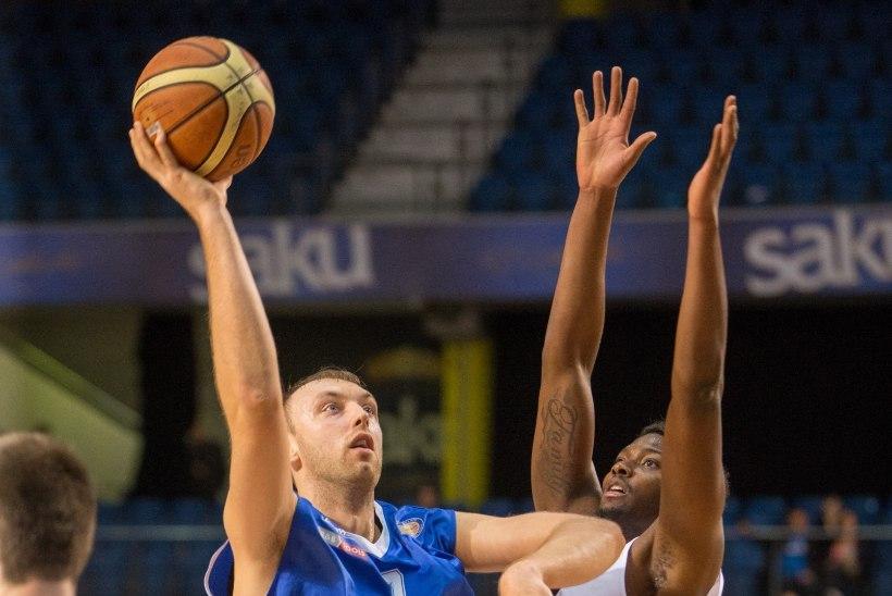 GALERII   Kalev/Cramo alistas Rapla ka kolmandat korda ja jõudis finaali