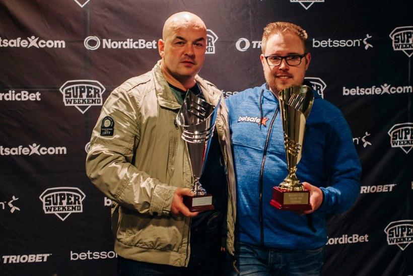 Tallinnas toimunud 128 250 eurose auhinnafondiga pokkeriturniiril kaotas eestlane suurest eduseisust esikoha