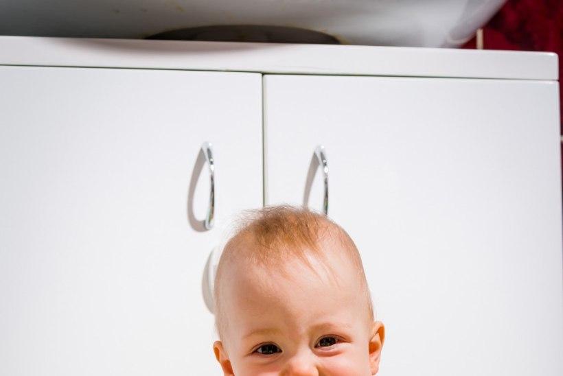 Särava ja terve naeratuse nimel alaku hambahügieen juba esimesest hambast