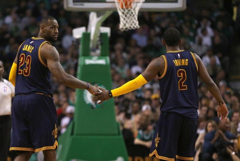Clevelandi Suur Kolmik on katki. Kas LeBron James tuleb sellest võitjana välja?