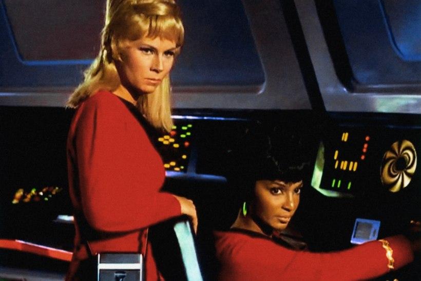 "Suri ""Star Treki"" näitlejanna"
