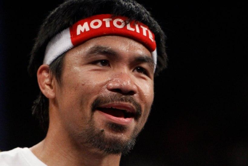FOTO   Kohtunike punktitabelid näitavad, et sajandi poksimatši oleks pidanud võitma hoopis Manny Pacquiao!