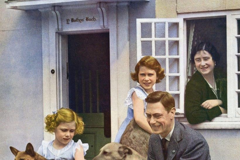 SINIVERELISTE KIBE SAATUS: Briti kuninganna õde Margaret suri haige ja hüljatuna
