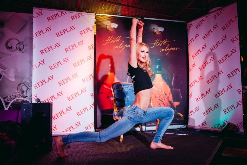 GALERII | Egle Eller-Nabi tiimi fitnessikaunitarid näitasid teksamoodi
