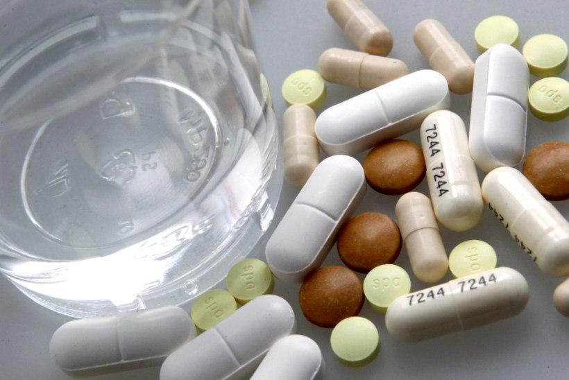 Tablettidega või ilma?