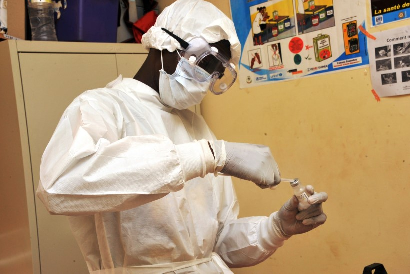 Ebola viiruse võib saada ka seksides