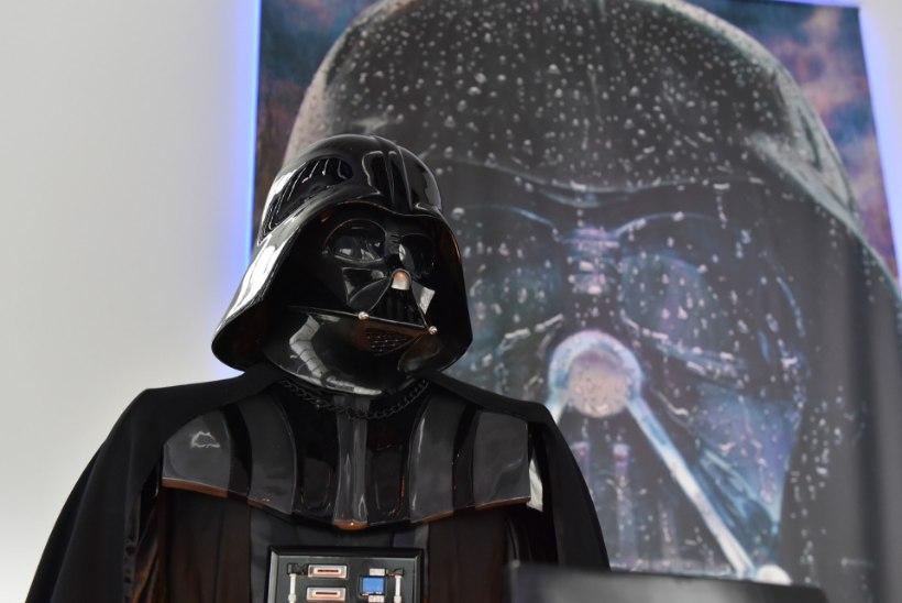 KÕIGE KUULSAM KIIVRIKANDJA: Darth Vader annab Saksa jalgratturitele eeskuju