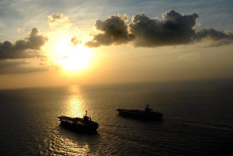 Iraan vabastas möödunud nädalal arestitud kaubalaeva