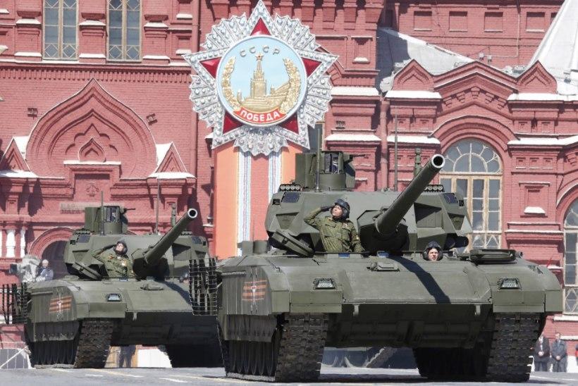 Armata – venelaste imerelv või hoopis mängutank