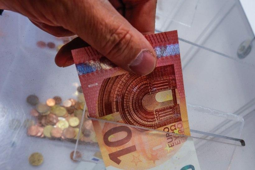 MIDA TEHA 90 MILJONI EUROGA: seaks enda elu mugavaks ja siis üllataks neid, kes abi vajavad!