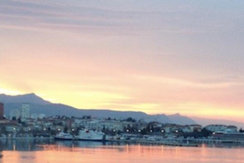 FOTOD: Kes meist ikka treeningul päikesetõusu naudiks või sinivaaladega kohtuks?