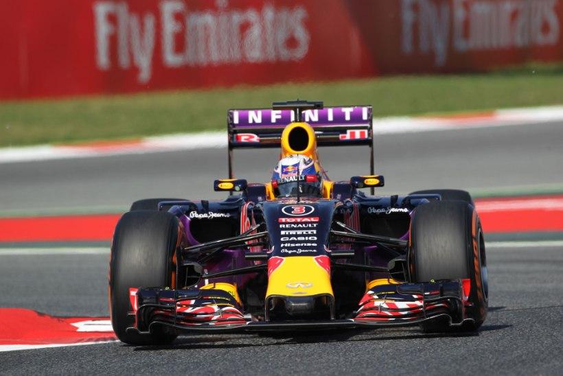 TAGASI TIPPU? Red Bullil on Barcelonas uus relv