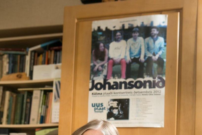 Johansonide ema Mall: kõikidele oma lastele mõtlesin nimed mina – Jaak, Ants, Mart ja Kärt