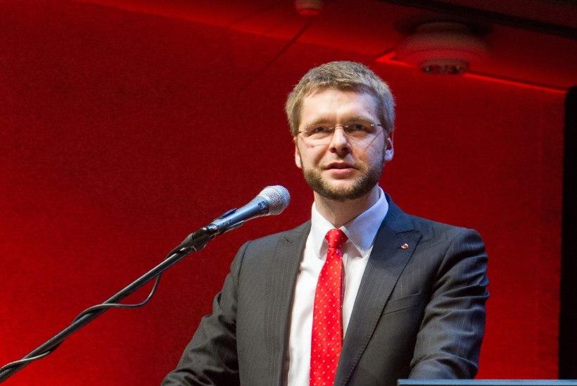 Ossinovski: praegu on SDE-le kasulikum, kui erakonna esimees pole valitsuses
