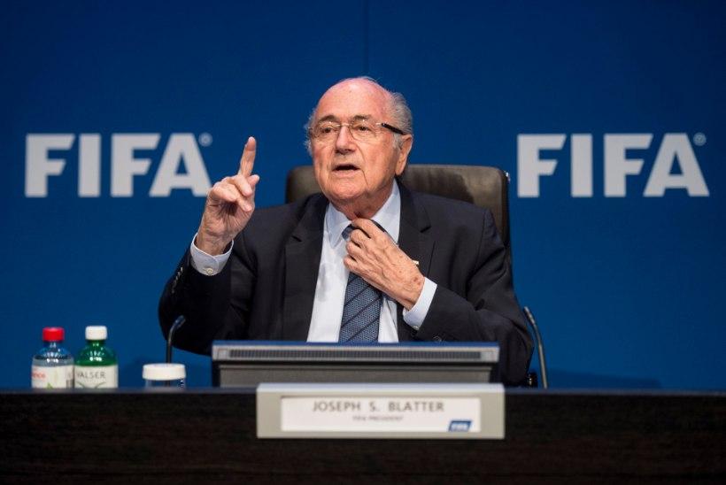 Ott Järvela | Maailma jalgpall ei usalda Euroopat