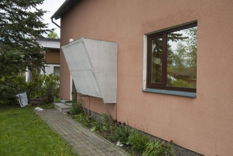 """""""Mu ainus aken ehitati kinni ja olen tihti elektrita!"""""""