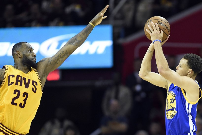 LeBron James viskas taas 40 punkti ja viis Cavaliersi seeriat juhtima