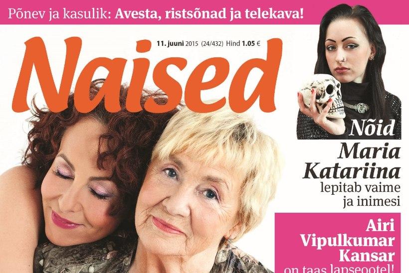 Vaata, millest kirjutab värske ajakiri Naised!