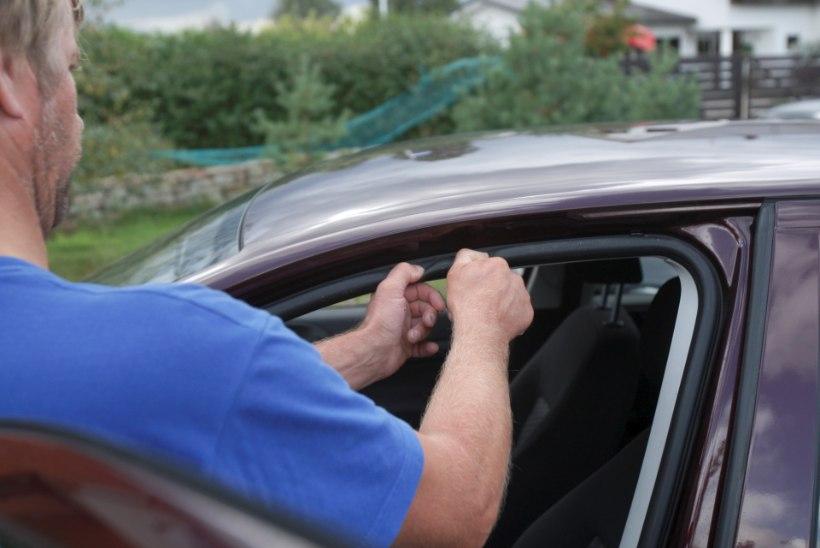 Kasahstani naine nõudis tema uue auto parandamisel eksinud Eesti autoremondilukksepa käte maharaiumist