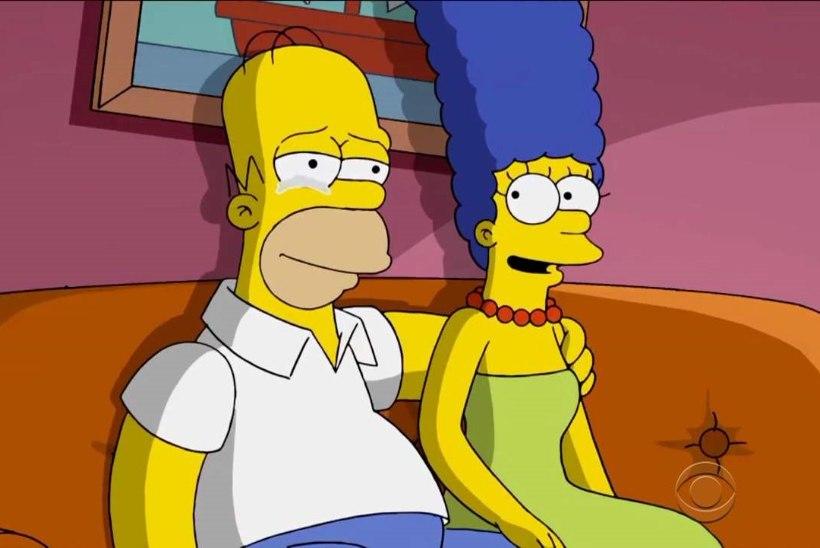 Homer ja Marge lahutavad!