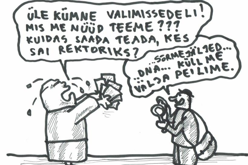 """Tallinna tehnikaülikooli """"CSI"""" järjekordsed ülesanded"""