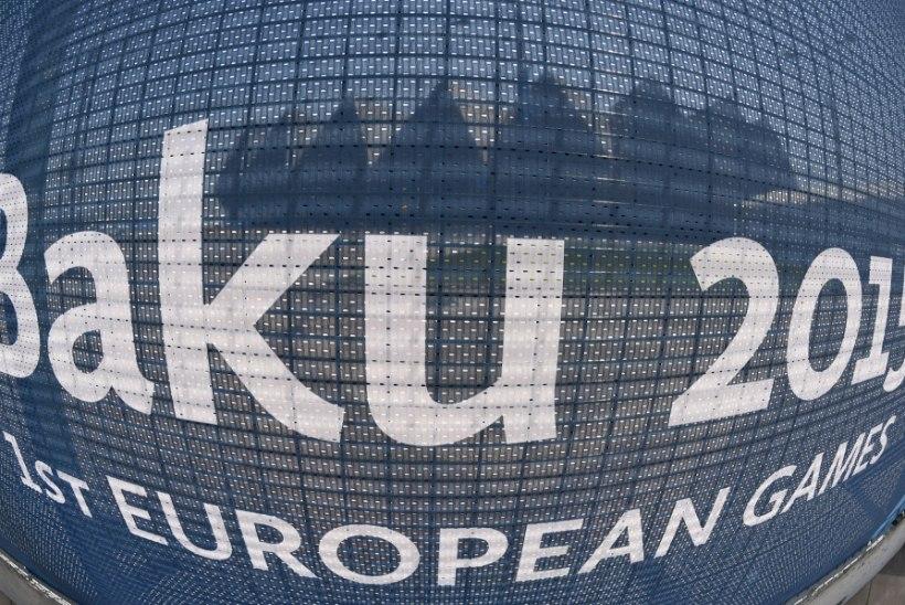 RAHAMÄGI: Aserbaidžaan kulutas Euroopa mängudele üle miljardi euro!