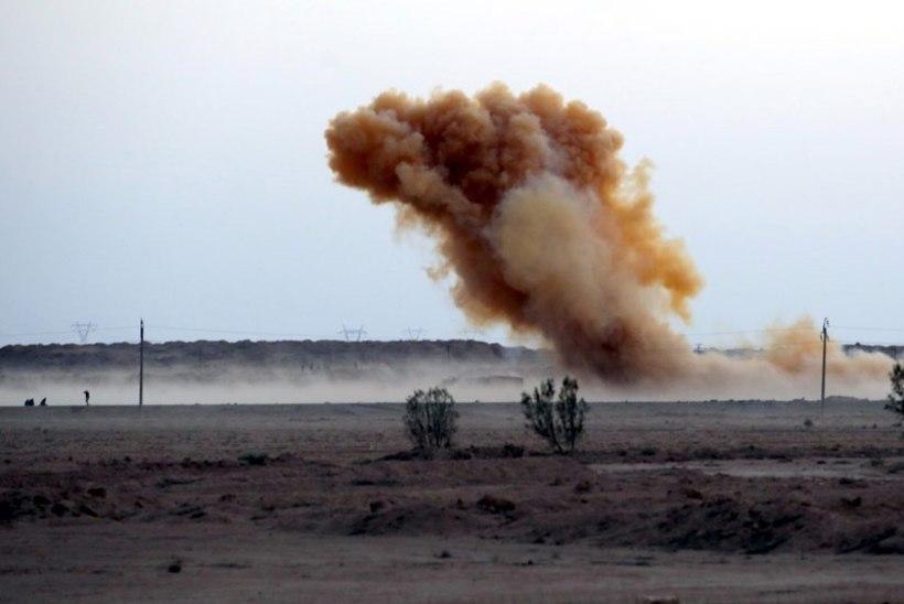 USA kulutab sõjaks Islamiriigi vastu 9 miljonit dollarit päevas