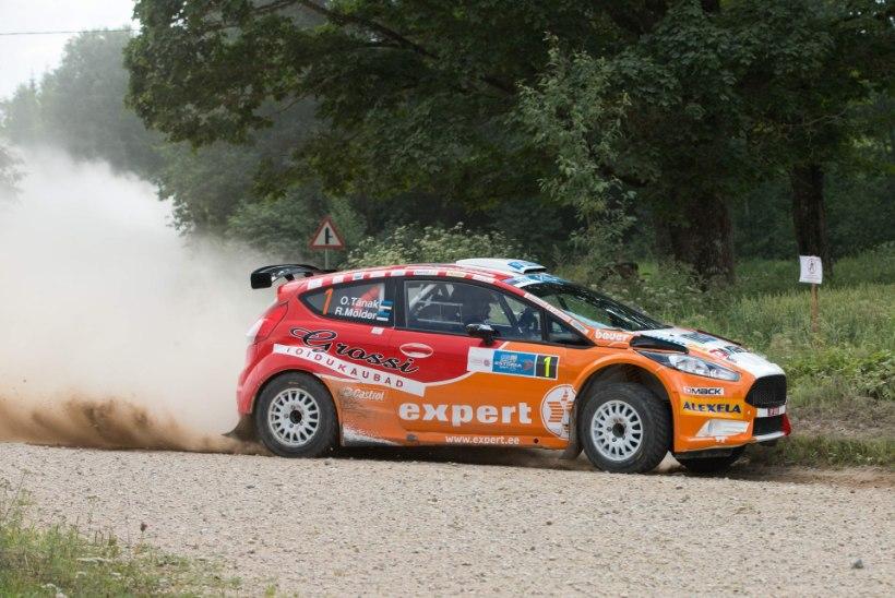 Rally Estonia levitab ralliusku ning tõstab sportlikku pinget