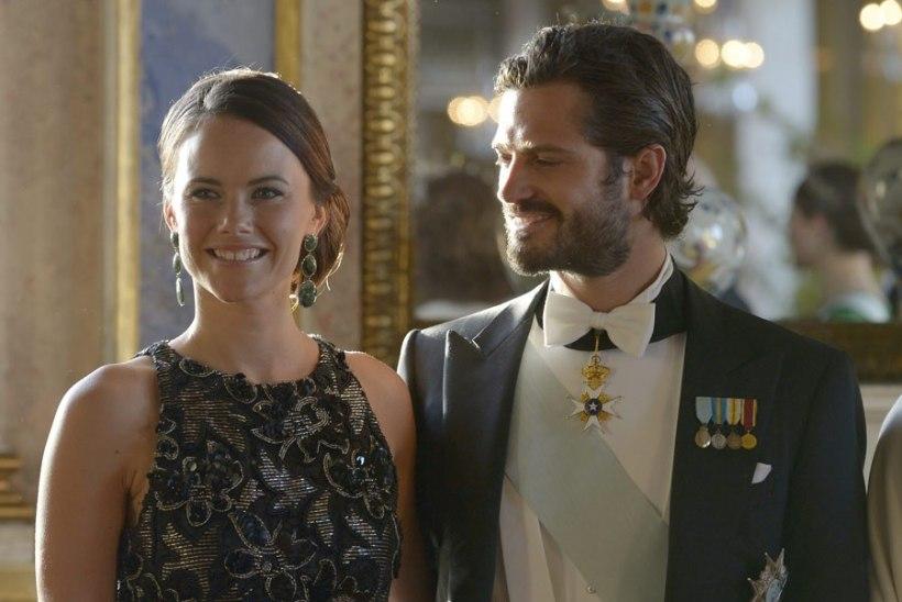 GALERII   Siis, kui suhe algas - prints Carl Philip ja Sofia Hellqvist jõuavad abieluranda