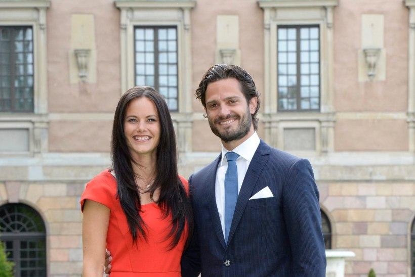 TUHKATRIINULUGU: erootikamodellist Rootsi printsi pruudiks