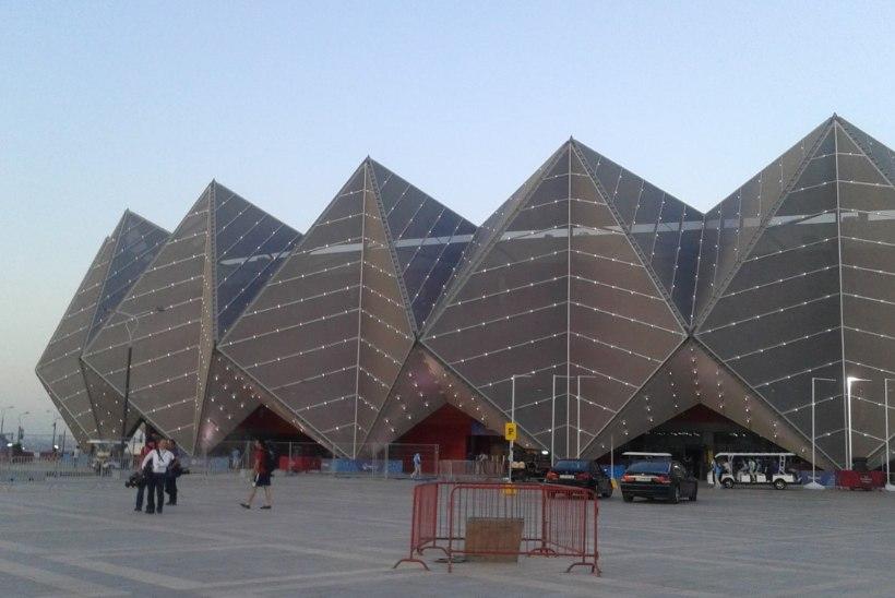 Merili Luuk   Euroopa mängude 2. päev. Kas ajakirjaniku koht on Aserbaidžaanis?