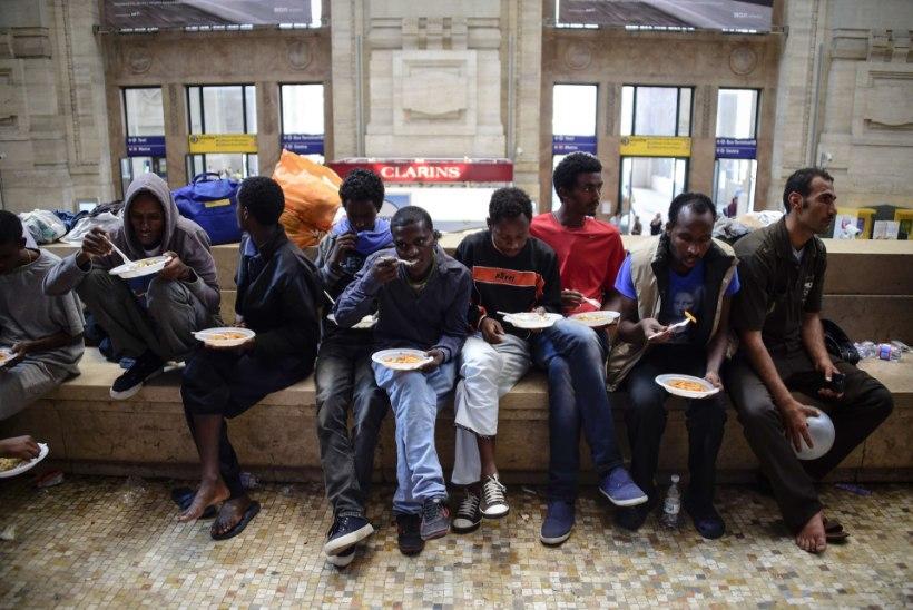 Riik on leidnud 2050 uus-sisserändaja koolitaja