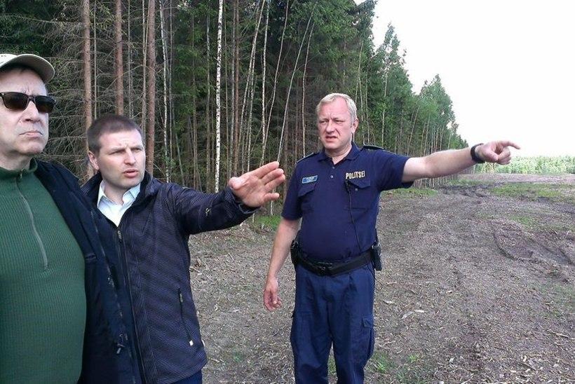 PILTUUDIS | President Ilves külastab Eesti kagupiiri