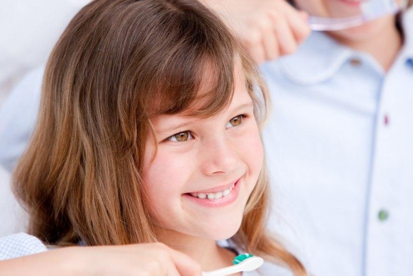 Hambahaldja seitse sõpra - kuidas tagada, et hambad välja ei kukuks?