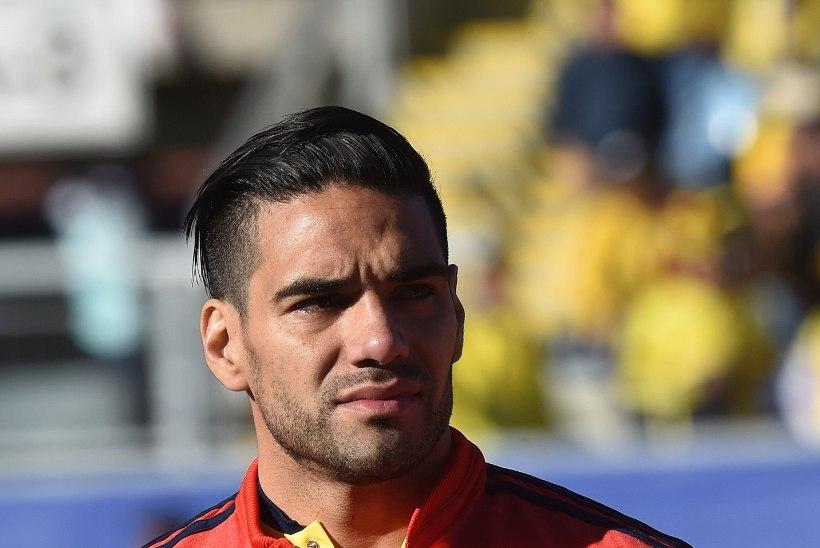 Inglismaa meedia: Londoni Chelsea hangib Manchester Unitedis põrunud Radamel Falcao