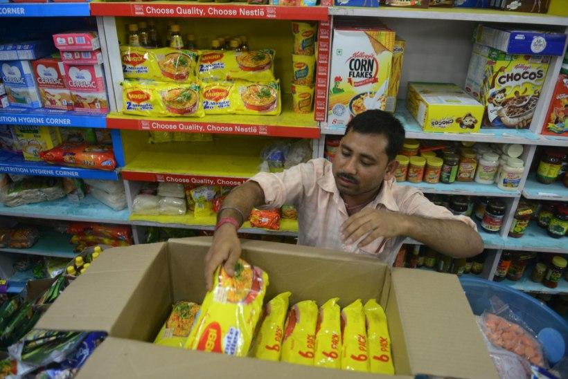 INDIA TOIDUSÕDA: Nestlé hävitab 50 miljoni dollari väärtuses kiirnuudleid