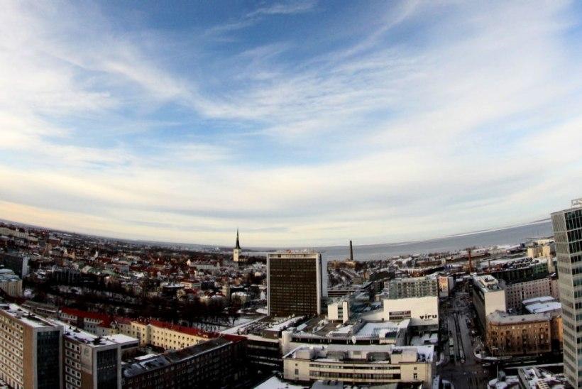 Tallinna rahvastiku ruumilises paiknemises on toimunud suured muutused