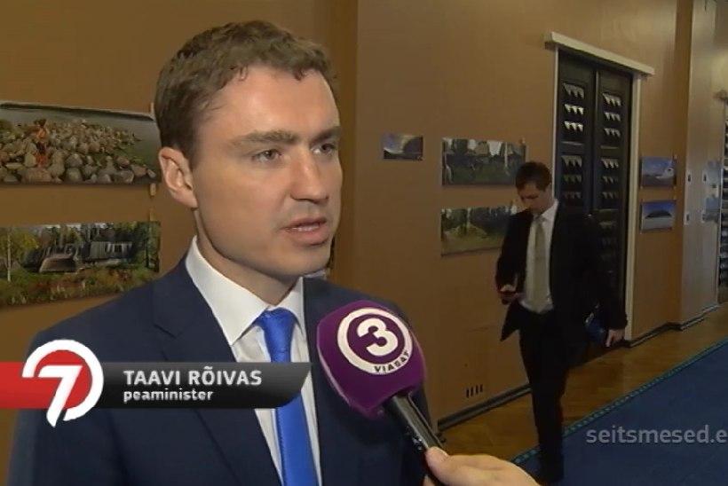 TV3 VIDEO | Rõivas pärast umbusalduskatset: teen õigeid asju, aga rahvas ei mõista