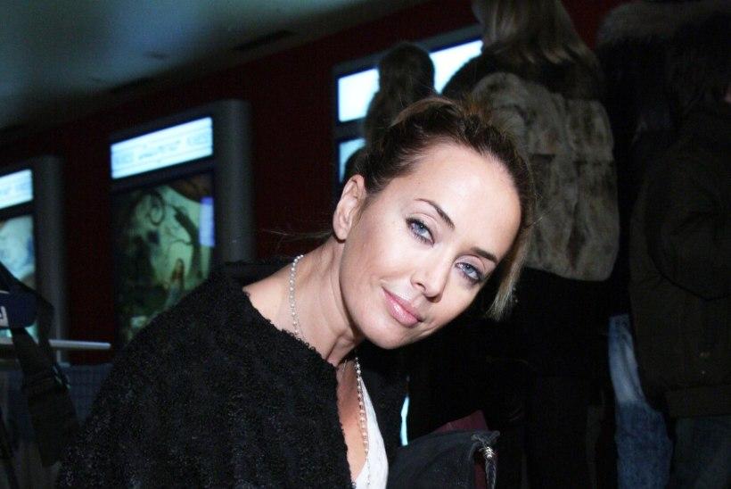 Suri Vene poptäht Žanna Friske